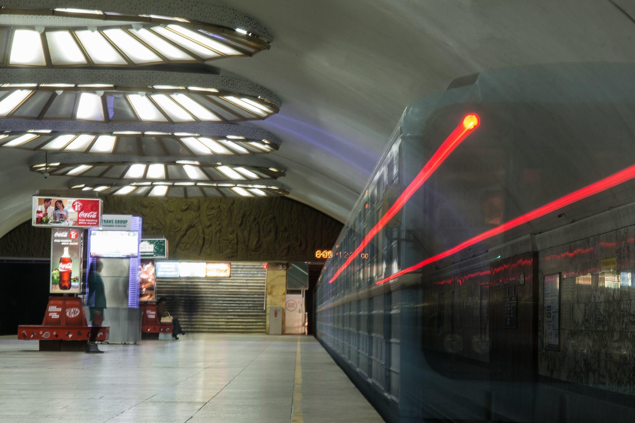 Схема ташкентского метро фото